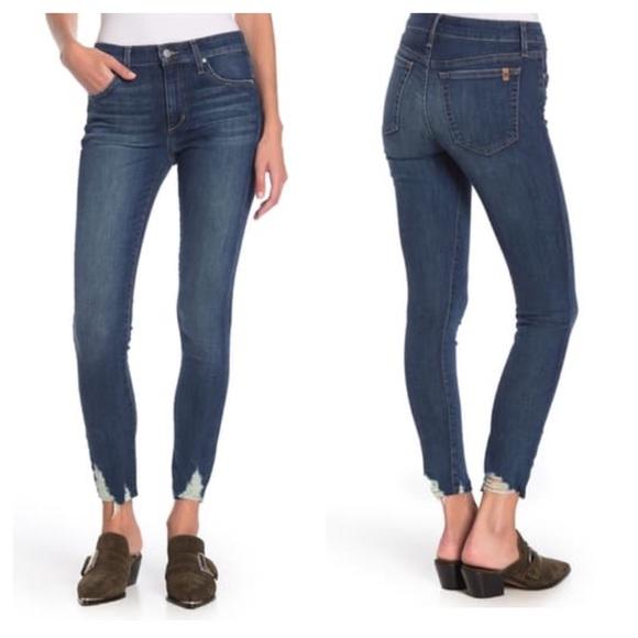 Joe's Jeans Mya Mid Rise Skinny Jeans Sz 26